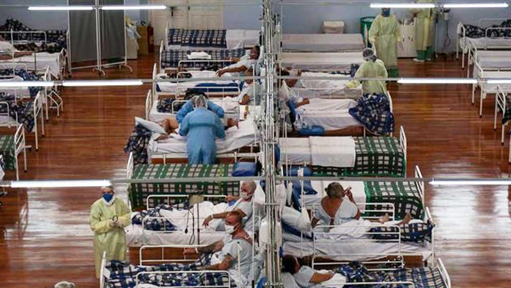 Diễn biến Covid-19 tới 6 giờ sáng 30/5: Brazil tăng vọt ca nhiễm và tử vong